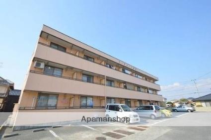 岡山県倉敷市、庭瀬駅徒歩38分の築22年 3階建の賃貸マンション