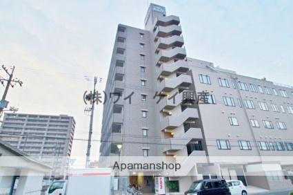 岡山県倉敷市、倉敷駅徒歩10分の築17年 10階建の賃貸マンション