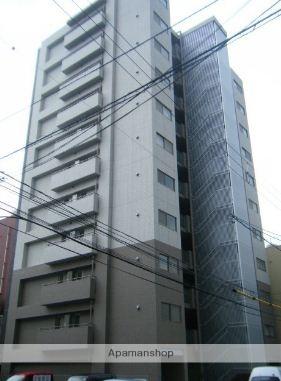 岡山県岡山市北区、岡山駅徒歩10分の築3年 11階建の賃貸マンション