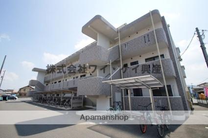 岡山県総社市、清音駅徒歩32分の築7年 3階建の賃貸マンション