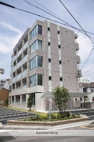 岡山県岡山市北区、岡山駅徒歩18分の築3年 8階建の賃貸マンション