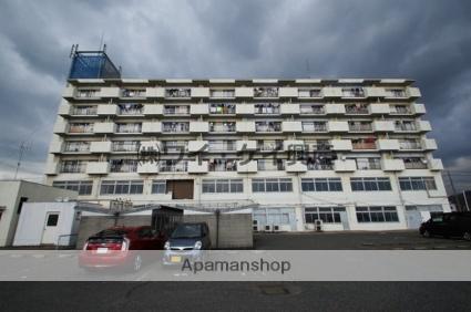 岡山県倉敷市、上の町駅徒歩40分の築35年 7階建の賃貸アパート