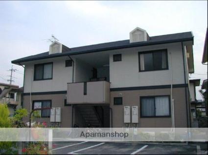 岡山県岡山市北区、西川原駅徒歩31分の築20年 2階建の賃貸アパート