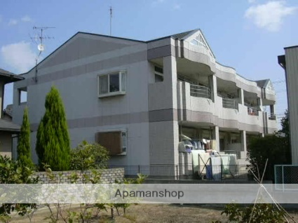 岡山県岡山市北区、北長瀬駅徒歩27分の築20年 2階建の賃貸アパート