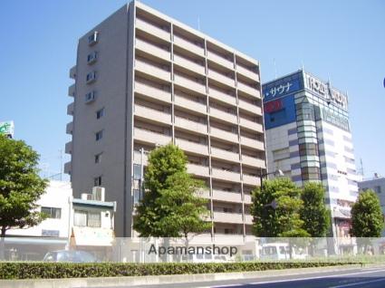 岡山県岡山市北区、岡山駅徒歩19分の築9年 11階建の賃貸マンション