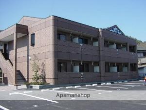 岡山県岡山市北区、備中高松駅徒歩9分の築10年 2階建の賃貸アパート