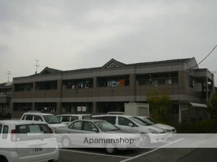 岡山県岡山市北区、大安寺駅徒歩49分の築16年 2階建の賃貸アパート