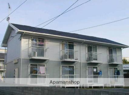 岡山県岡山市北区、備前原駅徒歩38分の築19年 2階建の賃貸アパート