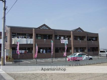 岡山県岡山市北区、北長瀬駅徒歩20分の築11年 2階建の賃貸アパート