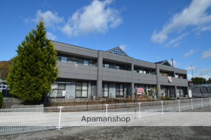 岡山県岡山市北区、野々口駅徒歩2分の築11年 2階建の賃貸アパート