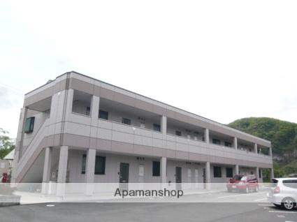岡山県岡山市北区、金川駅徒歩15分の築13年 2階建の賃貸アパート