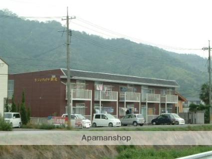 岡山県倉敷市、木見駅徒歩16分の築25年 2階建の賃貸アパート