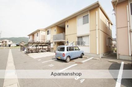 岡山県倉敷市、木見駅徒歩18分の築12年 2階建の賃貸アパート