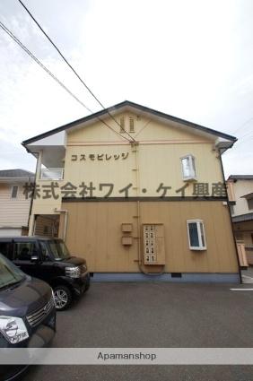 岡山県倉敷市、西富井駅徒歩20分の築21年 2階建の賃貸アパート