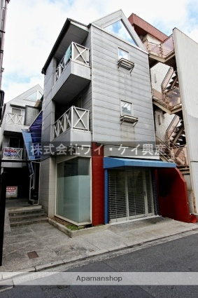 岡山県倉敷市、倉敷駅徒歩6分の築26年 3階建の賃貸マンション