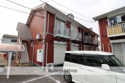 岡山県倉敷市、倉敷駅徒歩36分の築22年 2階建の賃貸アパート
