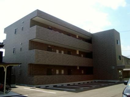 岡山県倉敷市、木見駅徒歩64分の築7年 3階建の賃貸マンション