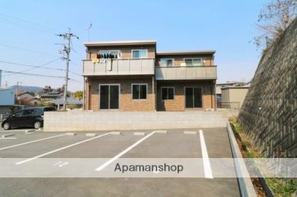岡山県倉敷市、吉備真備駅徒歩9分の築2年 2階建の賃貸アパート