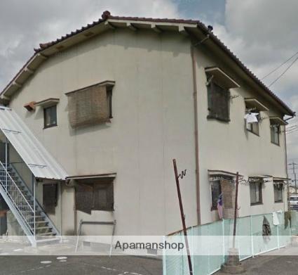 岡山県倉敷市、中庄駅徒歩10分の築31年 2階建の賃貸アパート