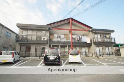 岡山県倉敷市、児島駅徒歩14分の築21年 2階建の賃貸アパート