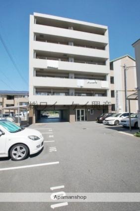 岡山県倉敷市、新倉敷駅徒歩14分の築5年 6階建の賃貸マンション