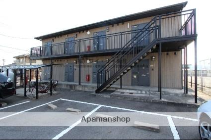岡山県倉敷市、浦田駅徒歩18分の築13年 2階建の賃貸アパート