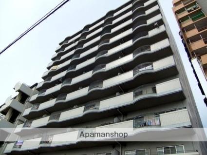 岡山県倉敷市、倉敷駅徒歩10分の築27年 11階建の賃貸マンション