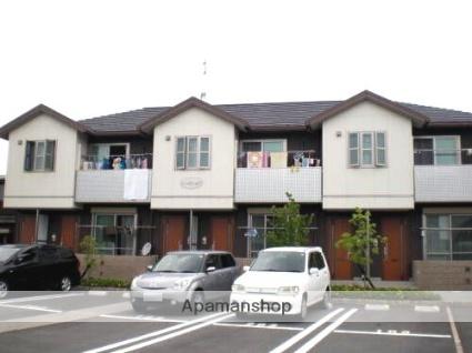 岡山県都窪郡早島町、早島駅徒歩18分の築8年 2階建の賃貸アパート