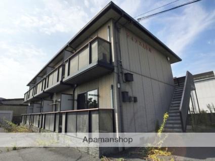 岡山県倉敷市、上の町駅徒歩30分の築19年 2階建の賃貸アパート