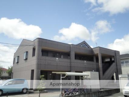 岡山県総社市、東総社駅徒歩20分の築15年 2階建の賃貸アパート