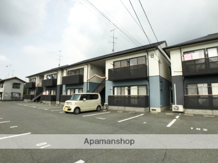 岡山県倉敷市、上の町駅徒歩27分の築20年 2階建の賃貸アパート