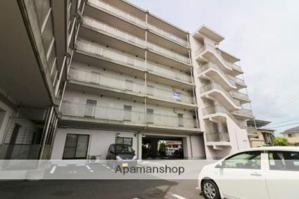 岡山県倉敷市、新倉敷駅徒歩8分の築20年 6階建の賃貸マンション