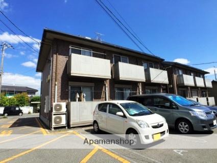 岡山県倉敷市、球場前駅徒歩17分の築12年 2階建の賃貸アパート