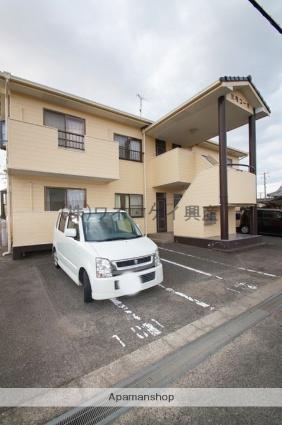 岡山県倉敷市、浦田駅徒歩20分の築26年 2階建の賃貸アパート