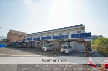 岡山県浅口郡里庄町、里庄駅徒歩6分の築28年 2階建の賃貸アパート
