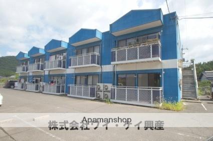 岡山県笠岡市、笠岡駅徒歩41分の築16年 2階建の賃貸アパート