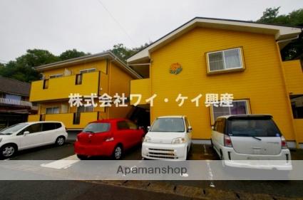 岡山県倉敷市、倉敷駅バス7分大高下車後徒歩6分の築16年 2階建の賃貸アパート