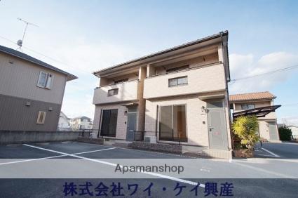 岡山県倉敷市、西阿知駅徒歩56分の築11年 2階建の賃貸テラスハウス