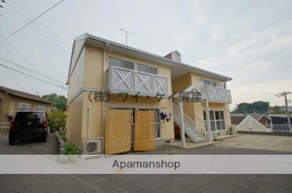 岡山県倉敷市、上の町駅徒歩18分の築26年 2階建の賃貸アパート