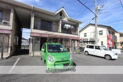 岡山県倉敷市、倉敷駅徒歩20分の築19年 2階建の賃貸テラスハウス