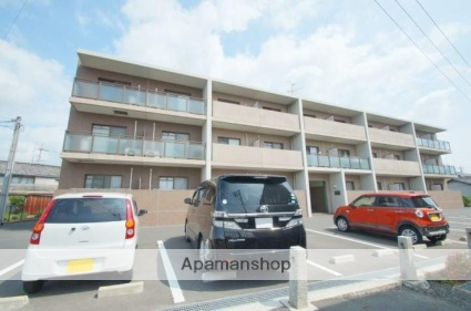岡山県総社市、服部駅徒歩47分の築5年 3階建の賃貸マンション