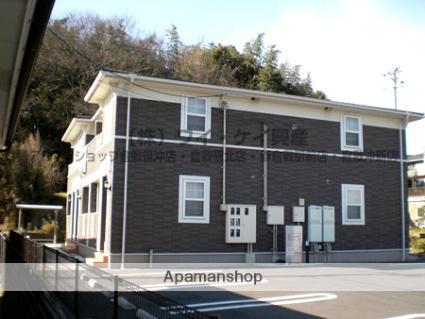 岡山県倉敷市、上の町駅徒歩22分の築6年 2階建の賃貸アパート