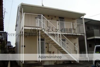 岡山県倉敷市、常盤駅徒歩20分の築22年 2階建の賃貸アパート