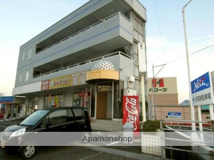 岡山県笠岡市、笠岡駅バス7分富岡下車後徒歩3分の築23年 3階建の賃貸マンション