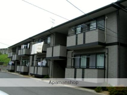 岡山県都窪郡早島町、早島駅徒歩20分の築18年 2階建の賃貸アパート