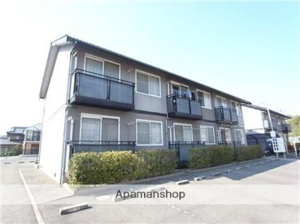岡山県倉敷市、木見駅徒歩147分の築22年 2階建の賃貸アパート