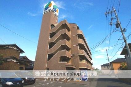 岡山県倉敷市、倉敷駅徒歩34分の築17年 5階建の賃貸マンション