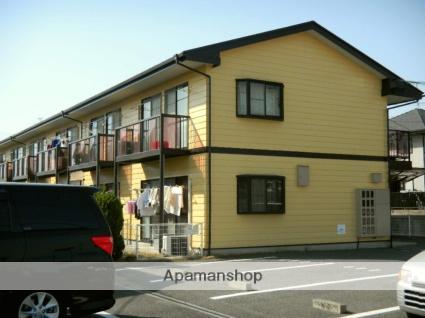 岡山県倉敷市、倉敷駅徒歩78分の築23年 2階建の賃貸アパート