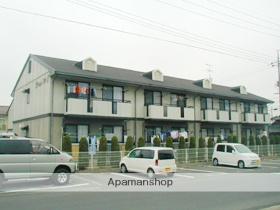 岡山県倉敷市、早島駅徒歩33分の築21年 2階建の賃貸アパート