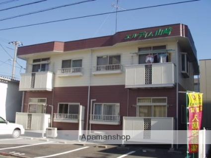 岡山県倉敷市、木見駅徒歩130分の築23年 2階建の賃貸アパート